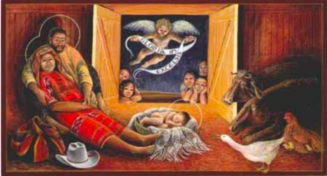 12_ John Guiliani Guatemalan Nativity