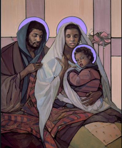 6 Holy Family Janet McKenzie